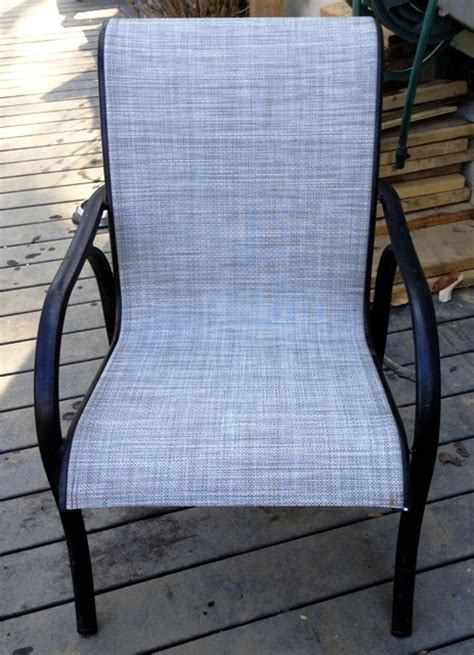 patio sling fabric replacement ft 119 chinchilla textilene