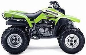 Kawasaki Ksf 250 Mojave Service Manual 1987-2004