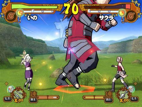 cheat naruto ultimate ninja  ps membuka  karakter