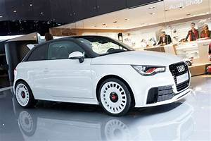 Audi A1 2012 : 2012 geneva motor show audi a1 2 0 t quattro ~ Gottalentnigeria.com Avis de Voitures