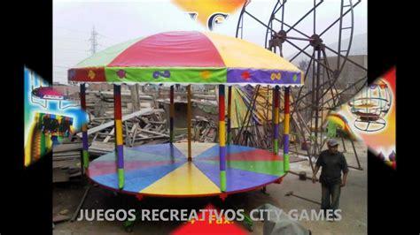 Juegos Recreativos Para NiÑos City Games Youtube