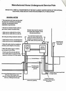 Wide Mobile Home Wiring Diagram