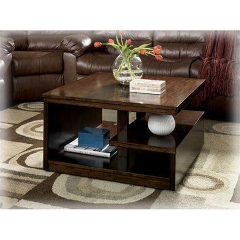 T6708 Ashley Furniture Callum Living Room Square Cocktail