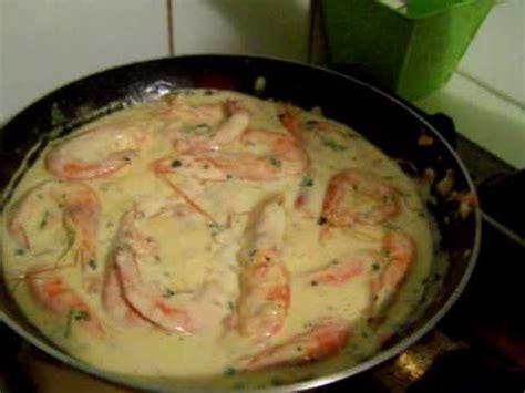 recette cuisine provencale poelée de crevettes a la provencale recette de cuisine d