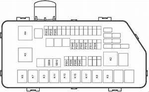Lifan X60  2011 - 2018  - Fuse Box Diagram