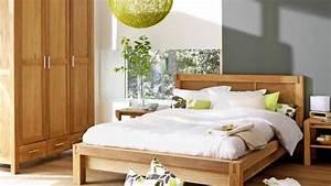 Deco Chambre Bois : 10 chambres tendance autour du bois diaporama photo ~ Melissatoandfro.com Idées de Décoration