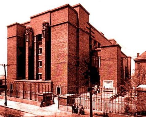 flw larkin administrative building images
