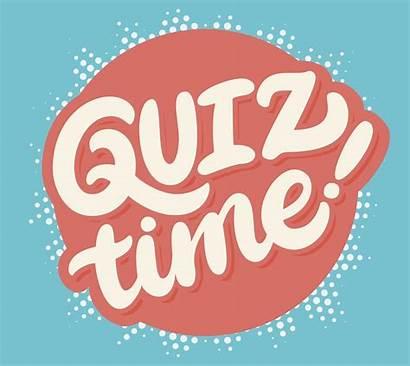 Quiz Banner Vector Pub Team Creative Competition