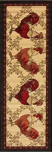 Rooster, Kitchen, Rugs