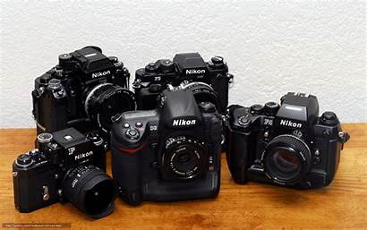 Nikon Camera D3 F2 F4 Mirror Film