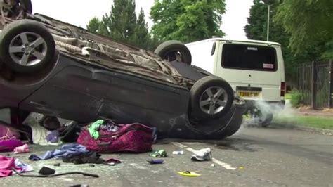 Sam & Danny Car Crash (death)