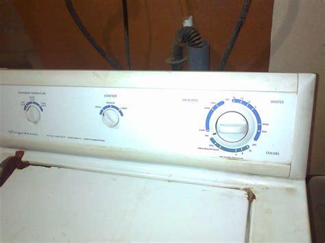 problemas con lavadora frigidaire fws933ps2 yoreparo