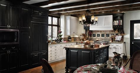 European Country   Wood Mode   Fine Custom Cabinetry