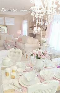 Salon Shabby Chic : best 25 shabby chic salon ideas on pinterest chic salon ~ Zukunftsfamilie.com Idées de Décoration