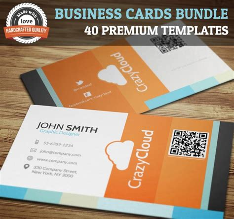 business card template ready to print last day 40 ready to print business card templates only