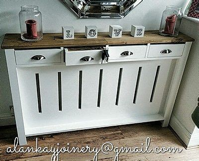 kitchen radiator ideas quote for hallway dresser handmade to measure radiator