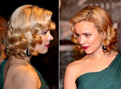 50s Hairstyles Curls by 50s Hairstyles For Hair Hairstyles 2018