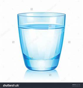 Water glass clipart - Clipground