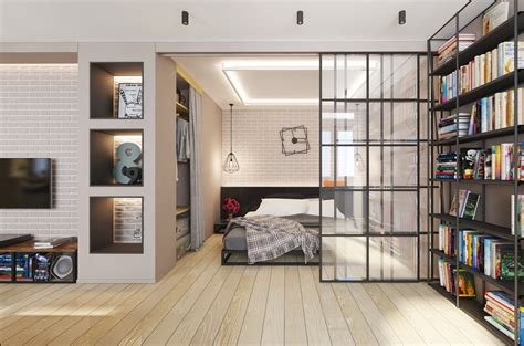 Ultimate Studio Design Inspiration 12 Gorgeous Apartments