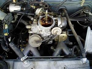 I Just Bought A 1986 Nissan Sentra 1 6 L Engine