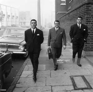 East London Gangsters Ronnie and Reggie Kray
