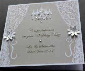 bridesmaid card handmade personalised vintage style congratulations wedding card