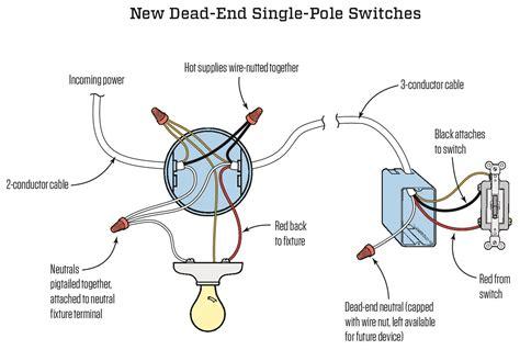 neutral necessity wiring   switches jlc