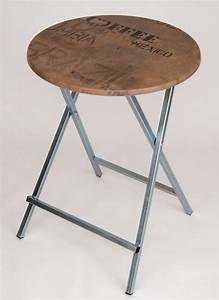 Wetterfeste Tischplatten Aussenbereich : stehtische wetterfest mit polyethylen und werzalitplatte ~ Orissabook.com Haus und Dekorationen