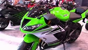 2018 Kawasaki Ninja Zx 6r 636 Abs Special Series