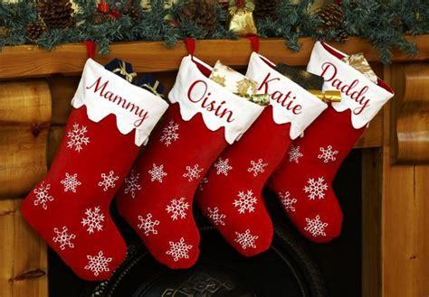 wonderful christmas stockings decoration ideas