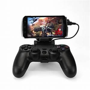 Ps4 Dualshock 4 Smartphone Attachment Clip Released