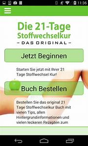 21 Tage Stoffwechselkur Android Apps Auf Google Play