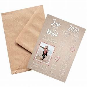 Save The Date Karte : save the date karte mit kalender eurem foto g nstig ~ A.2002-acura-tl-radio.info Haus und Dekorationen