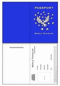 best 25 passport template ideas on pinterest passports With word passport photo template