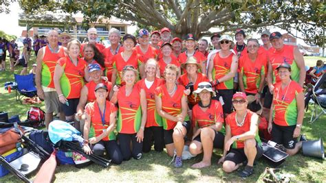 Dragon Boat Newcastle Nsw by Pearl Dragons Compete At Manning Regatta Great Lakes