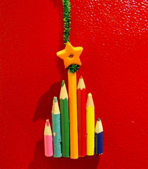 handmade christmas tree decorations be a fun mum