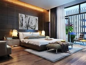 Schlafzimmer Leuchten Decke : schlafzimmer lampe gesucht 44 beispiele wie schlafr ume sch n beleuchtet werden ~ Markanthonyermac.com Haus und Dekorationen