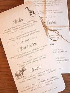 best 25 safari wedding ideas on pinterest With wedding invitation paper south africa