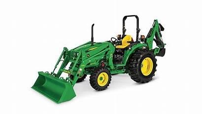 Tractor Compact Utility 4044r Deere John Tractors