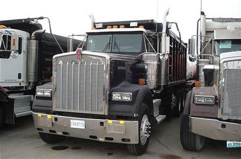 kenworth tandem dump truck kenworth used dump truck specials tandem tri quad quin