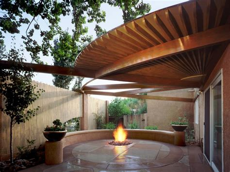 Beautiful Outdoor Fireplaces And Fire Pits