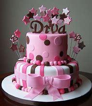 Diva Birthday Cake Ideas