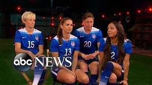 US Women's Soccer Team Faces Colombia in Round of 16 ...