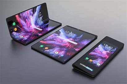 Samsung Foldable Smartphone 3d Phone Smartphones Letsgodigital