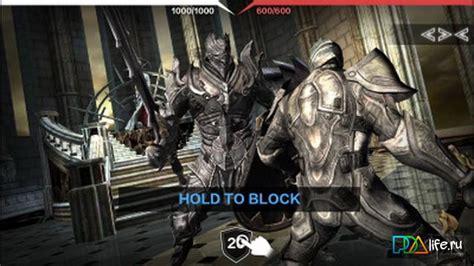 apk infinity blade saga  android