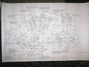 17 Best Images About Harley Davidson Engine Blueprint