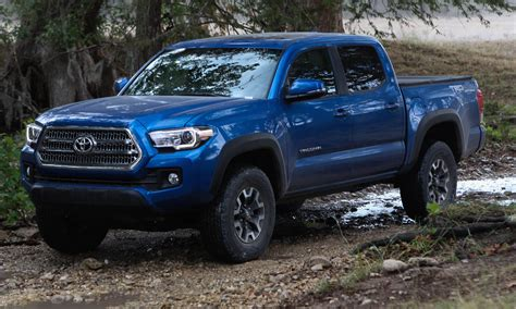2016  2017 Toyota Tacoma For Sale In Your Area Cargurus