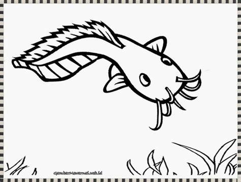 Coloring Gambar Ikan by 55 Best Gambar Mewarnai Images On Coloring