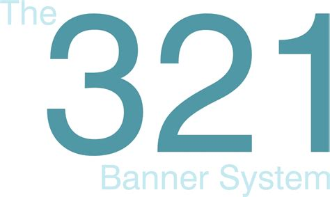 321 Banners, Portable Banner Stands, Pop Ups From Duo Gb
