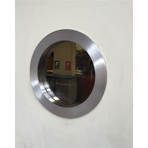 oculus hublot en inox pour porte ou cloison int 233 rieure